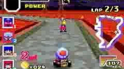 Konami Krazy Racers - 03
