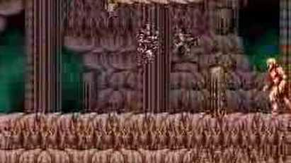 Super Castlevania IV Stage 3