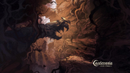 Cave Paintover