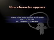Pumpkin mode unlocked