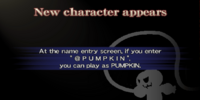 Pumpkin (character)/Gallery