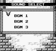 Belmont's Revenge Sound Select