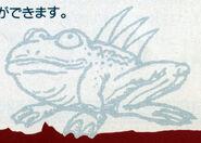 CV3 J Manual Frog