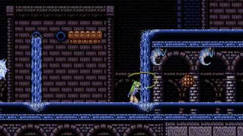 Rusty (Castlevania Clone) Level 6 Waterway (No Death)