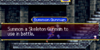 Summon Gunman