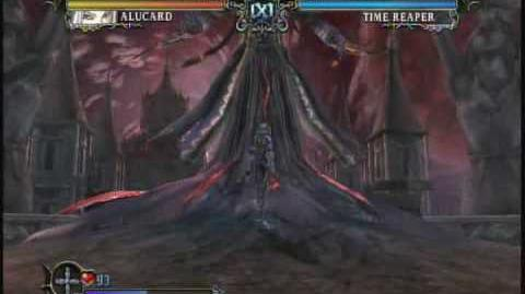 Castlevania Judgment (Alucard True Story Ending)