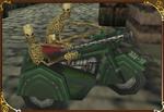 Cv64-Biker with Sidecar
