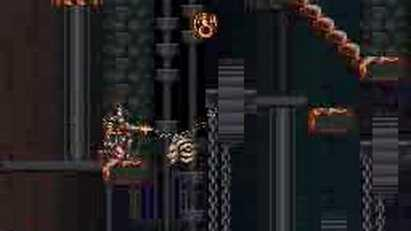 Super Castlevania IV Stage A
