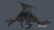 Dragon Corpse
