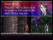Castlevania Comic Arikado