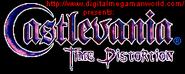 Castlevania Time-Distortion-logo