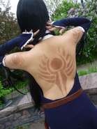 Absorbing the Glyphs by SilverWind9