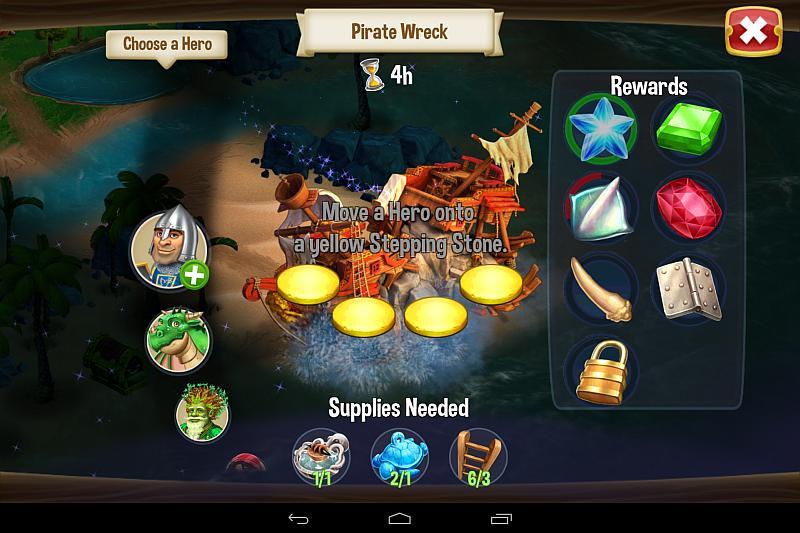 Pirate Wreck