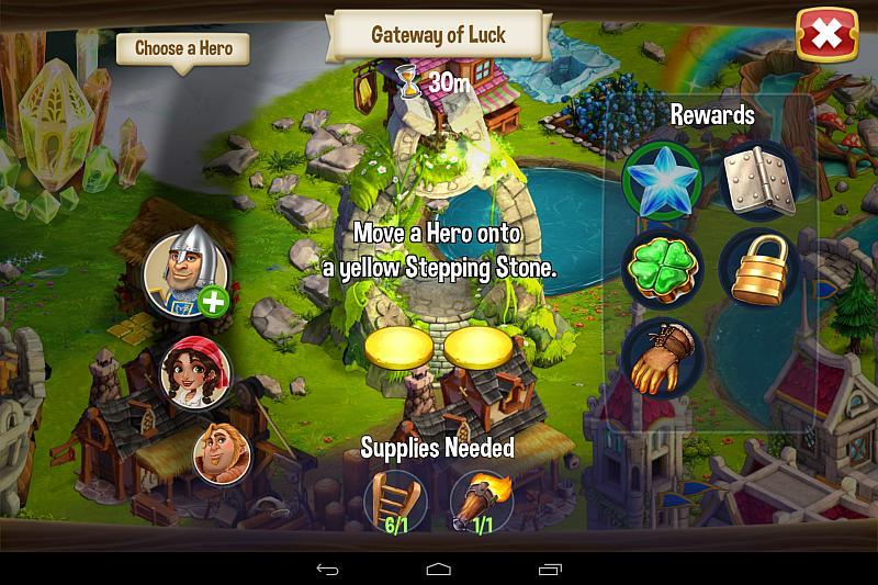 Gateway of Luck