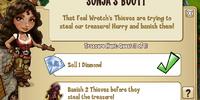 Sonja's Booty