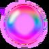 Purple Fairy Bubble