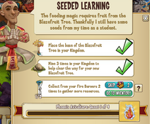 Seeded Learning