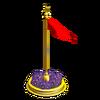 GMA Flag Pole