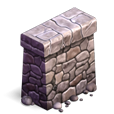 CastleWallRubble 01 Icon