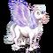 Ivory Pegasus