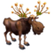 Marshmallow Moose
