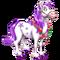 Amethyst Pony