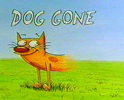 Catdog Dog S Strange Condition Wiki