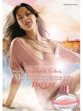 Catherine Zeta-Jones Picture from Elizabeth Arden Mediterranean