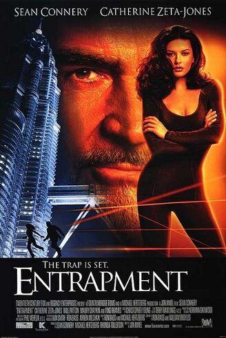 12. ENTRAPMENT (1999)