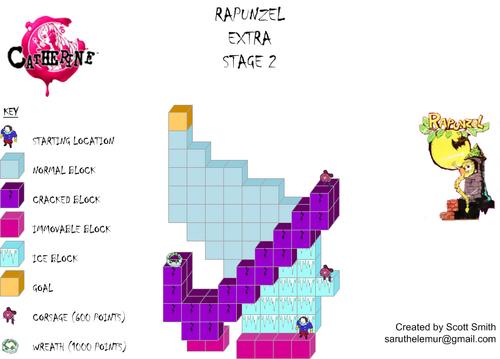 Map E2 Rapunzel