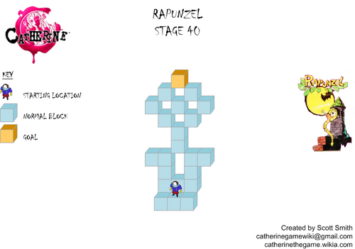 Map 40 Rapunzel