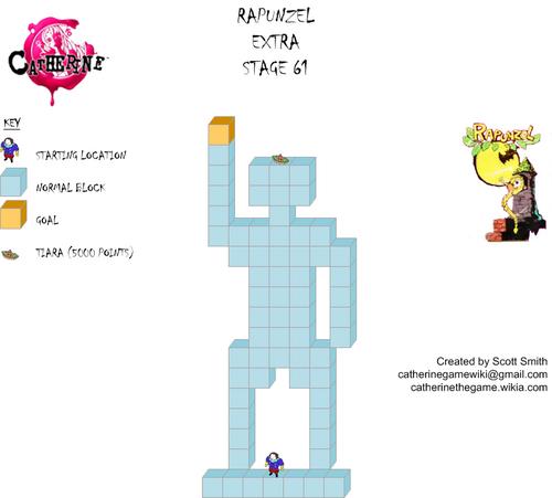 Map E61 Rapunzel