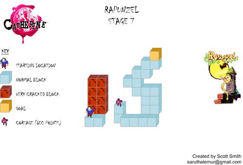 Map 7 Rapunzel