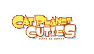 Cat planet cuties logo