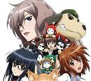 Cat Planet Cuties English Dub Cast