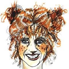 Portrait of Bonnie Langford as Rumpleteaser