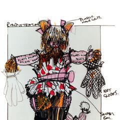Rumpleteaser Song costume - Broadway