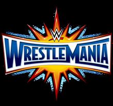 WrestleMania 33 - Logo