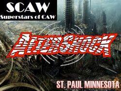 SCAW Aftershock 2K15 V2