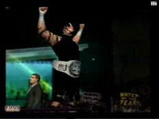 Nicmeri as NOC Champion