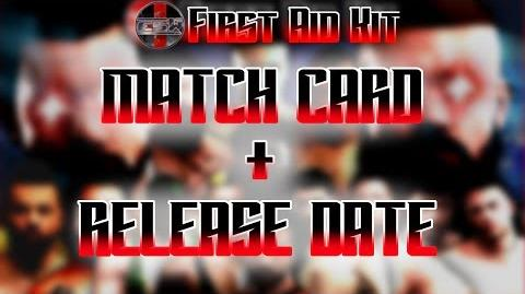 ESW First Aid Kit - Match Card Release Date!-0
