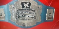 New-NAW Cruiserweight Championship