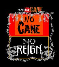 No cane