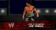 Joe omega at raw 1
