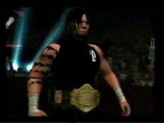 Jimmy Nicmeri as DWP American Champion