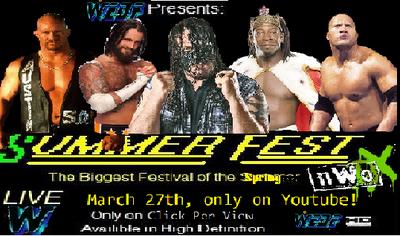 WEDF Summerfest Poster