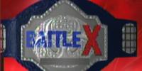 Battle-X Hardcore Championship