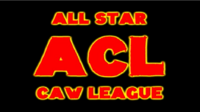 ACL (All Star CAW League) Logo