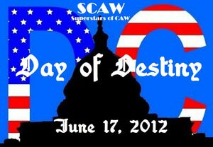 SCAW Day of Destiny 2012