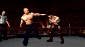 Jr fights MK